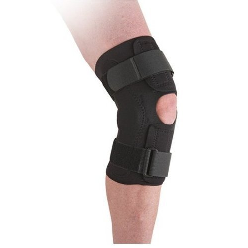 Ossur Wrap Around Hinged Knee Brace (XXXLarge) by Ossur Braces