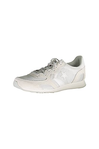 Sneaker Auckland Ox Chiaro Grigio Converse Uomo Basse Racer zwtgFO