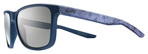 - Nike Golf Men's Unrest Se Rectangular Sunglasses, Matte Squadron Blue/Deep Pewter Frame, 57 mm
