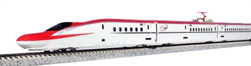 Series E6 Akita Shinkansen [Super Komachi] (Basic 3-Car Set) (Model Train) by - Jr Train