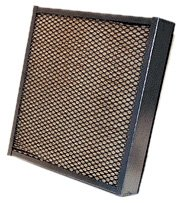 WIX Filters - 46689 Heavy Duty Air Filter Panel, Pack of 1