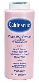 Caldesene Protecting Powder, Fresh Scent, 5 oz. by Caldesene