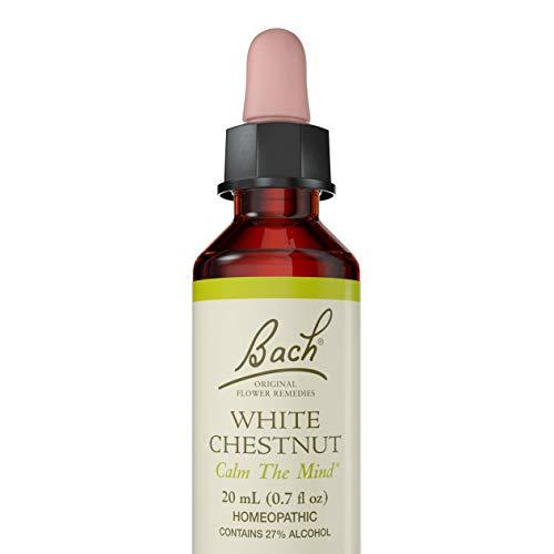 Bach Original Flower Remedy Dropper, 20 ml, White Chestnut