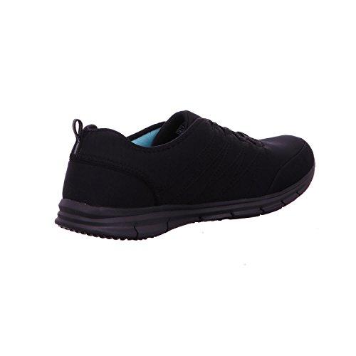 SkechersGliderelectricity - Zapatillas Mujer, color negro, talla 42