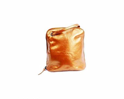 Cross Organizer Latico Body Metallic Accordion Gold Lilly wt1qP1