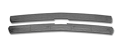 MaxMate 99-02 Chevy Silverado 1500/00-06 Suburban/Tahoe Bolton Upper 2PC Horizontal Billet Polished Aluminum Grille Grill Insert