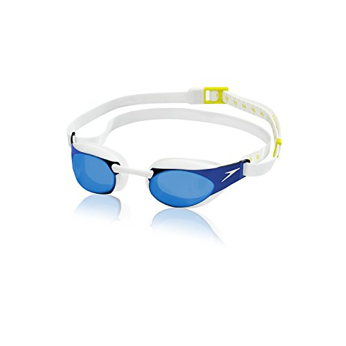 Speedo 7508026 Adult Fastskin3 Elite Goggle, Blue - OS