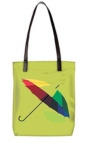 Snoogg Strandtasche, mehrfarbig (mehrfarbig) - LTR-BL-2467-ToteBag