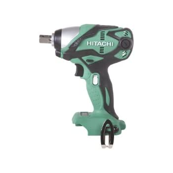 Hitachi WR18DSDLP4 Bare-Tool 18-volt Lithium-Ion 1/2-Inch Impact Wrench (Tool Only, No Battery)