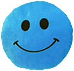 Blue 9 ToySource Blue Moodie The Smile Emoji 9 Plush Collectible Toy