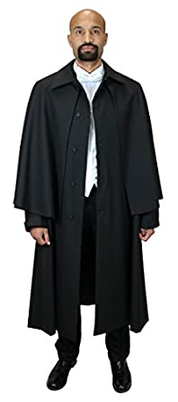 Victorian Mens Suits & Coats Inverness Dress Coat $202.95 AT vintagedancer.com