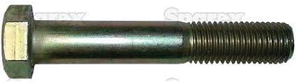 M12-1.75 X 80mm 141441 Sparex Hex Head Cap Screw