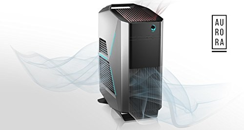 Alienware Aurora R7 Intel Core i7-8700K 3.7GHz/2TB 7200RPM - 32GB DDR4 SDRAM - Nvidia GeForce GTX 1080 TI 11GB GDDR5X Graphics - 1000W - Windows 10 Gaming Desktop