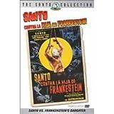 Santo vs Frankenstein's Daughter : Contra La Hija De Frankestein