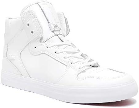 SHOES シューズ スニーカー VAIDER 白/白/赤 08201-149 スケートボード スケボー SKATEBOARD