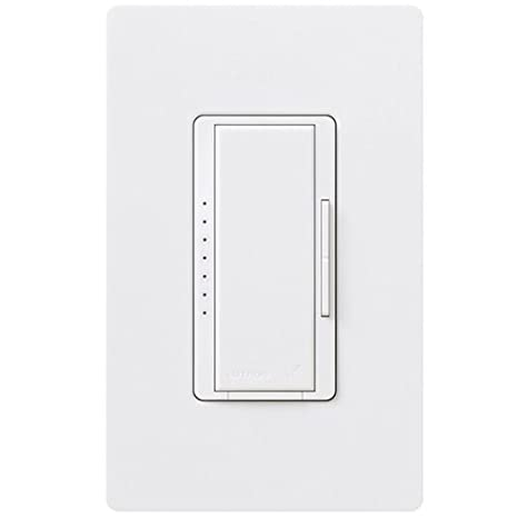 Lutron RRD-6CL-WH RadioRA 2 is a Wireless Total Home Control System on