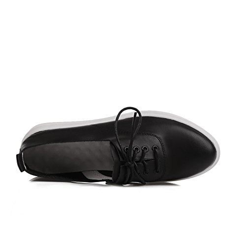 AdeeSu SDC04977 EU Femme Plateforme Sandales 5 Noir 38 wTBZAwq