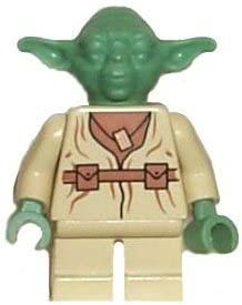 75159 LEGO Star Wars Death Star Minifigure Luke Skywalker with Lightsaber Mouth Closed