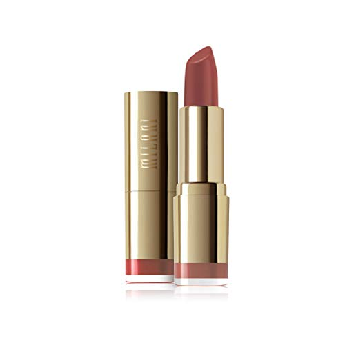 Milani Color Statement Lipstick - Teddy Bare (0.14 Ounce) Cruelty-Free Nourishing Lipstick in Vibrant Shades