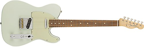 Fender Classic Player Baja 60's Telecaster Electric Guitar - Pau Ferro Fingerboard - Faded Sonic Blue