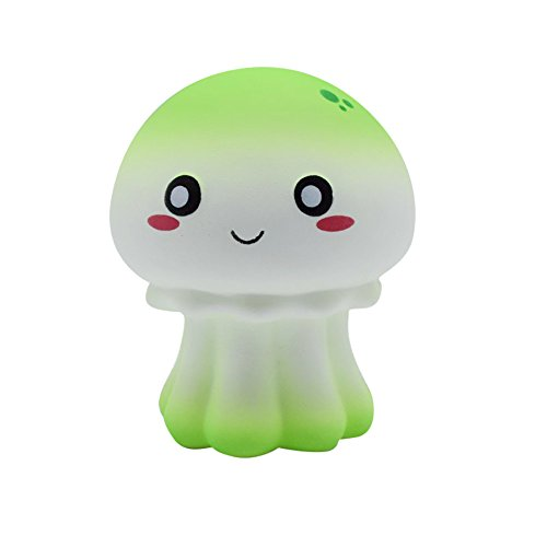 (AMOFINY Fashion Baby Toys New Octopus Scented Slow Rising Squeeze Toy Collection Cure)