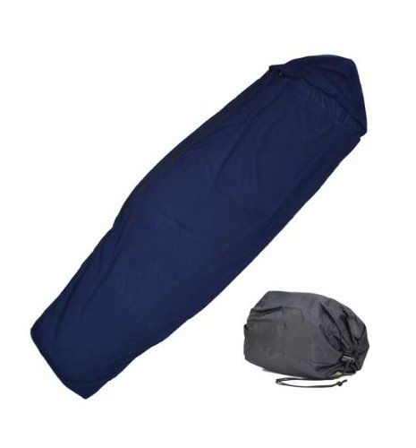 Campmor Micro Fleece Mummy Bag