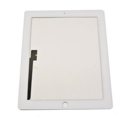 For Apple iPad 3 Digitizer Touch Screen Panel (White) 3rd Generation