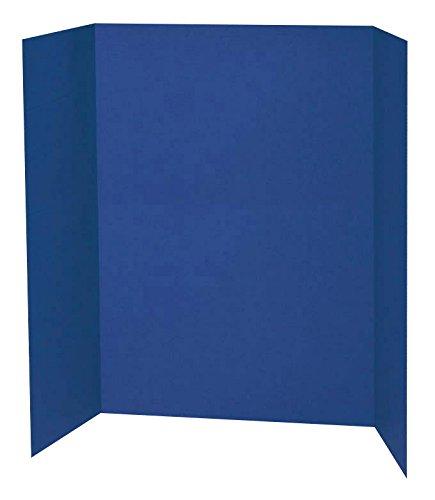 Corrugated Presentation Board (Spotlight 1 Ply Trifold Display Board, 48