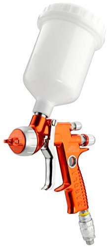 (Sagola 4600 Xtreme 1.3XL HVLP/Clear Digital Spray Gun)