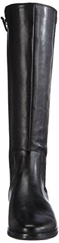 Ecco ECCO AARHUS - botines chelsea de cuero mujer Negro (BLACK/BLACK51052)