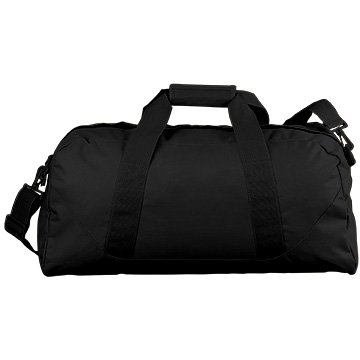 I Live For Gymnastics: Liberty Large Square Duffel Bag by Customized Girl (Image #1)