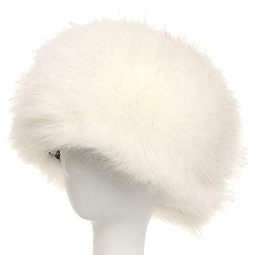 fac56bc8145 Jual Soul Young Women s Winter Faux Fur Cossak Russian Style Hat ...