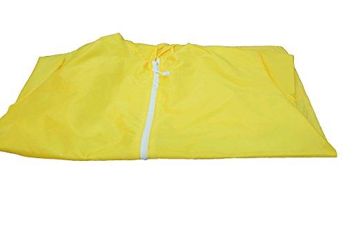 para Mujer Miss Foxy Impermeable amarillo Abrigo wq1qt