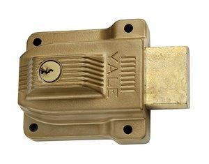 Sprayed Brass HD Deadbolt Lock for Inswing Doors