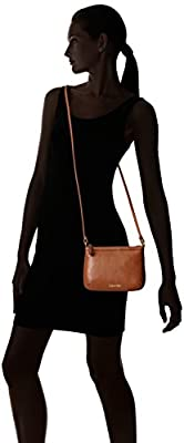 Calvin Klein Key Item Saffiano Wristlet