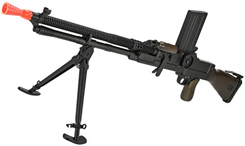 Evike Matrix Full Metal ZB-30 ZB-26 Airsoft AEG Machine for sale  Delivered anywhere in USA