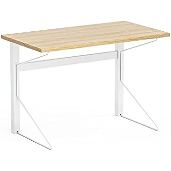 Amazon Com Jamesdar Jcdes994 W Carnegie Desk Medium White