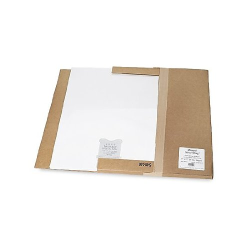Silver Rag Inkjet Paper 300GSM, 17'' x 22'' - 25 Sheets by Museo
