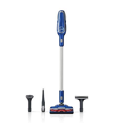 Hoover Impulse Cordless Stick Vacuum Cleaner, BH53020, Blue
