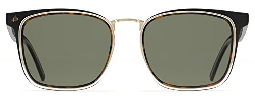 PRIVÉ REVAUX Places We Love Collection''The O.H.I.O'' Polarized Designer Square Sunglasses by PRIVÉ REVAUX (Image #7)