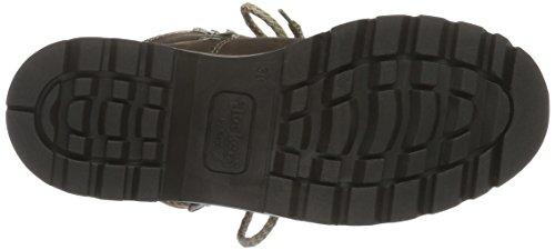 Dockers by Gerli 39wy201-300320, Zapatillas De Estar por Casa para Mujer Braun (Cafe 320)