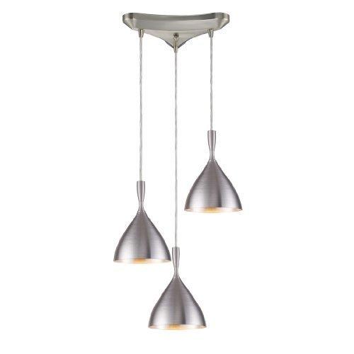 Spun Aluminum Pendant By Elk Lighting - 7
