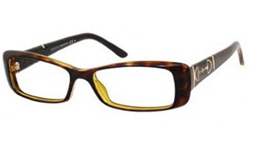Gucci Eyeglasses GG 3552 HAVANA 5J2 GG3552 50MM