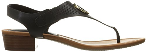 Sandal Black Heeled Tommy Hilfiger Kandess Women's IIR10