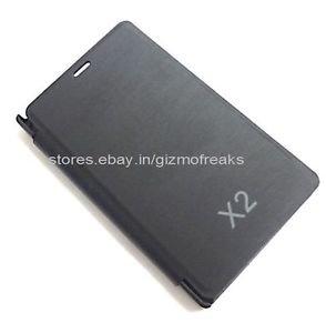 online retailer 98ac1 5832b Nokia X2 flipcover black -best quality: Amazon.in: Electronics