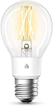 TP-Link Kasa Smart A19 Wi-Fi Smart LED Light Bulb