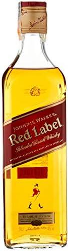 Whisky J.Walker Red Label 500 Ml J.Walker Sabor 500Ml