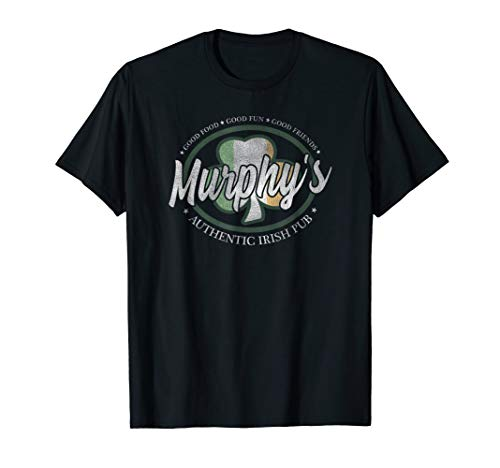 Murphy's Irish Pub T-Shirt Vintage Irish Shirt