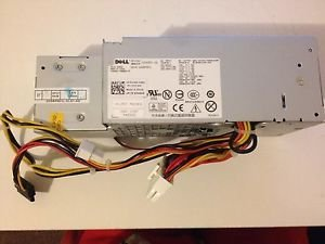 2V0G6 Dell 235W POWER SUPPLY OPTIPLEX 380 SFF, H235PD-02, UP/N D235P00 Dell Computers
