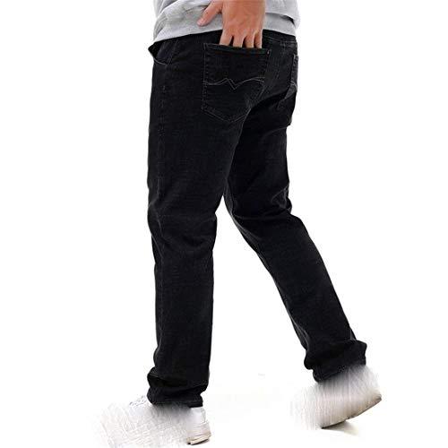 Simili Primaverili lannister Denim Uomo Ufige Larghi Pantaloni E Jeans Grigi Del Dell'annata Ragazzo Nero Qk tT7f4qZ7